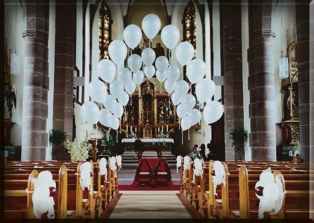 Deko hochzeit kirche alle guten ideen ber die ehe for Standesamt dekoration hochzeit