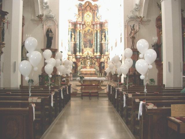 Kirche hochzeit deko alle guten ideen ber die ehe for Dekoration hochzeit kirche